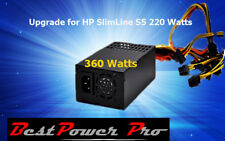360W Upgrade FH-ZD221MGR HP P/N 633195-001 DPS-220AB-6 PS-6221-9 Power Supply
