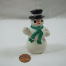 New! Fisher Price Loving Family Dollhouse WINTER SNOWMAN CHRISTMAS HOLIDAY