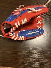 Rawlings Player Series 9 T-Ball Glove Red/Blue Lht (Pl91Sr)