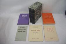 Coffret 6 LIVRES POUR LES EPOUX Groupe Orphée 1959 Amour Conjugal Sexologie...