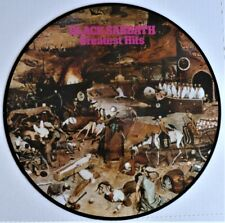 BLACK SABBATH - GREATEST HITS - PICTURE DISC - NEP6009B - MINT - NEVER PLAYED