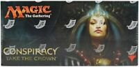 Magic the Gathering Conspiracy Take The Crown Booster Box Factory Sealed Box MTG