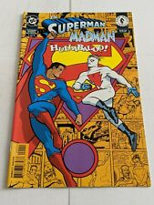 The Superman Madman Hullabaloo #1 June 1997 DC Dark Horse Comics