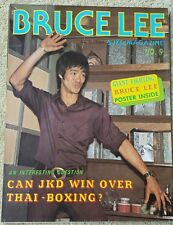 Bruce Lee and JKD magazine no 9