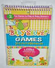 Baby Shower Party Game Book celebrate birth mom to be activity pregnant planning