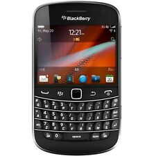 BlackBerry Bold 9900 - 8GB - Black (AT&T) GSM WiFi QWERTY Touchscreen Smartphone