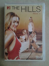 7068//THE HILLS SAISON 2 EN VOSTF COFFRET 3 DVD EN TBE