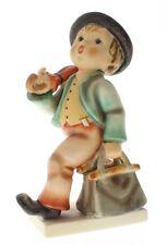 Goebel Hummel  Merry Wanderer Boy Umbrella Suitcase 7/0 TMK 5 Porcelain Figurine