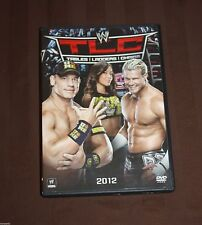 WWE: TLC - Tables, Ladders and Chairs 2012 (DVD, 2013)