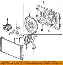 GM OEM-Radiator Cooling Fan Blade Shroud 19130227