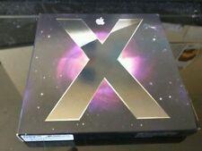 Genuine Apple Mac OS X 10.5.1 Retail MB427Z/A  Original Box Complete