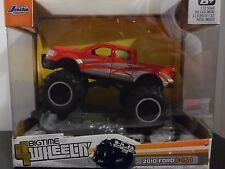 JADA 2010 FORD F-150 4x4 FROM THE (BIGTIME 4 WHEELIN) 1/32 SCALE DIECAST SEE PIC