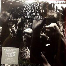 D'Angelo & The Vanguard - Black Messiah LP [Vinyl New] Double LP + Download