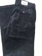 Tommy Hilfiger Men's Denton Chinos, cord, corduroy, trousers navy blue 31x34