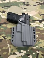 Battleship Gray Kydex SIG P226R Holster