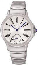 Reloj Seiko Cuarzo SRKZ57P1 Acero Inoxidable plateado de mujer