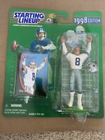 1998 Starting Lineup Troy Aikman action figure Dallas Cowboys