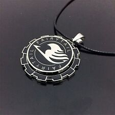 """Anime Fairy Tail Guild Metal 2"""" Pendant Necklace Chain Loose Pack Cosplay"""