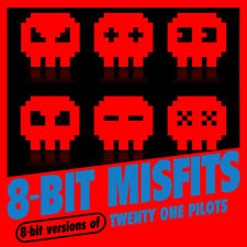 8-Bit Misfits - 8-Bit Versions of Twenty One Pilots [New CD] Manufactured On Dem