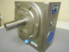BOSTON GEARBOX, WORM, 5:1, G, SHAFT 726-5-G (300100133)
