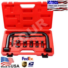 Auto Valve C Clamp Spring Compressor Set for Motorcycles, ATVs, Cars Tool Set