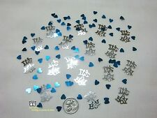 """Wedding Table Scatters Foil Confetti """" It's a Boy"""" - Mix BUY 1 GET 1 FREE"""