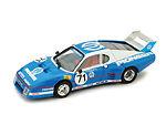 Ferrari 512 BB #71 Le Mans 1982 1 43 Brumm Modellauto R415