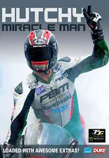 HUTCHY, THE MIRACLE MAN - TT Isle of Man DVD