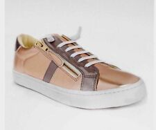 sz 9 / 40 TS TAKING SHAPE  Metallic Rose Gold Runners flats Sneakers shoes NIB!