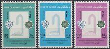 Kuwait 1989 ** Mi.1179/81 Ingenieurwesen Engineering