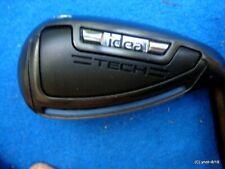 NWOT ADAMS IDEA TECH Single 6 Iron/hybrid Fubuki 60 HY Graphite R-Flex RH~rayon