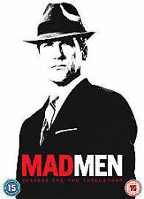 Mad Men - Series 1-4 (DVD, 2011) BRAND NEW SEALED