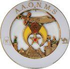Z-85 AAONMS Shriner Auto Emblem Shrine Temple FreeMasonry Mason Masonic Car