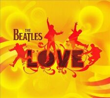 LOVE [Bonus DVD] by The Beatles (CD, Nov-2006, 2 Discs)