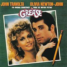 GREASE (ORIGINAL MOVIE SOUNDTRACK CD SEALED + FREE POST)