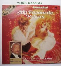 JAMES LAST - My Favourite Polkas - Excellent Con LP Record Polydor 2437 990