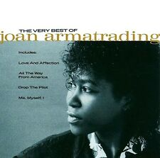 JOAN ARMATRADING The Very Best Of CD BRAND NEW