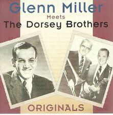 CD album GLENN MILLER meets the DORSEY BROTHERS  ( BIG BAND JAZZ )