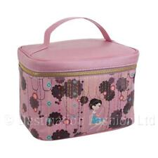Decodelire Romantique Vanity Case Beauty Bag for Toiletries Make up Nail Polish