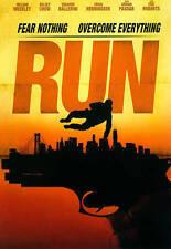 Run (DVD, 2014) Kelsey Chow, Adrian Pasdar, Edoardo Ballerini, Craig Henningsen