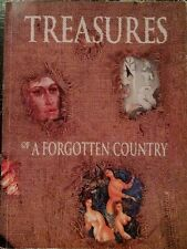 Treasures of a Forgotten Country Ukrainian Painters Art Lekatsas pb quarto text