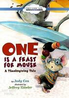 One Is a Feast for Mouse: A Thanksgiving Tale (DVD Video)