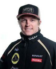 Kimi Raikkonen UNSIGNED photo - G1289 - Finnish racing driver