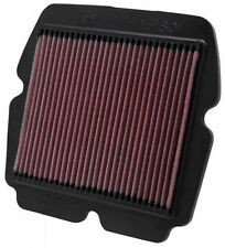 K&N Air Filter For Honda Goldwing GL1800 F6B Valkyrie 2001-2014 (HA-1801)