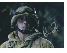 Doctor Who Autograph: DAVID ATKINS (The Time of Angels) Signed Photo