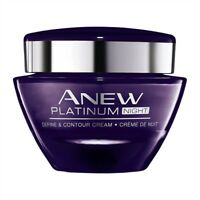 Avon Anew Platinum Day Cream SPF25 or Night Cream Age 55+ Full Size 50ml