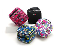 PJ 5L School Lunch Bag, Reusable Insulated Lunch Box Tote Bag for Kid