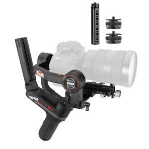 Zhiyun Weebill S 3-Axis Gimbal Handheld Stabilizer+Handheld Grip+Quick Setup Kit