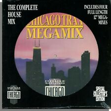 Chicago Trax Megamix - House Sound of Chicago Megamix (1987)- New Picture Disc