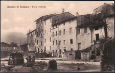 cartolina NOZZANO castello di-parte laterale
